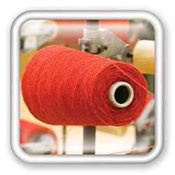 Fibres and textiles industry
