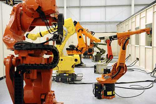 Industrial Robots equipment