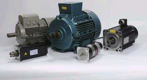 Motors and Encoders repair and supply