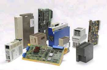 Collection of industrial automation spares